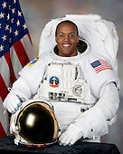 National Aeronautics and Space Administration (NASA) astronaut B. Alvin Drew Jr., mission specialist, STS-133, official portrait from July 1, 2010.  STS-133, aboard the Space Shuttle Discovery, is scheduled for launch Monday, November 1, 2010 at 4:40 p.m. EDT..Mandatory Credit: Robert Markowitz / NASA via CNP.