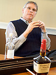 Bill Samuels Jr., president of Maker's Mark Bourbon Whiskey