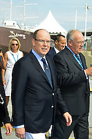 Prince Albert II of Monaco attends 24th International Monaco Yacht Show