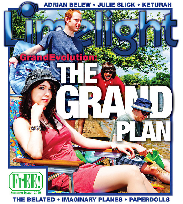 Limelight Magazine - Summer 2010