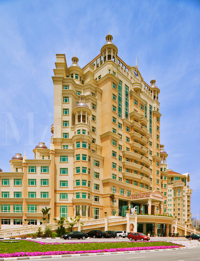 Al  Murooj Rotana Hotel.   Dubai. United Arab Emirates.