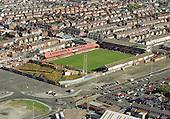 August 1995 Blackpool FC's Bloomfield Road Ground