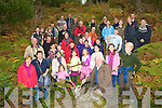 DEER HUNTERS: On the trail of Deer in Killarney up by the Torc Waterfalls on Sunday were many who wanted to laer aboiut the deer in Killarney and Ireland............... ....................