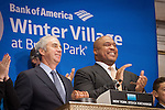 Bank of America Winter Village at Bryant Park 12.29.15