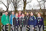 Students from Causeway Comprehensive school who took part in the Kerry Education Service Cross Country Championships on Thursday morning were: Erica Griffin, Rebecca Horgan and Shaunagh Cunningham, Jason Diggins, Niamh Leen, Robert Collins, Jack Goulding and Amy O'Sullivan.