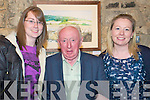 Fureys Concert:Attending the Furey Bbrothers concert at St. John's Arts and Heritage Theatre , Listowel were Sinead Hogan, Abbeydorney, Danny Hannon, Listowel & Loise Ryan , Tipperary.