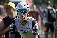 Serge Pauwels (BEL/DimensionData) after the stage<br /> <br /> st14: Montélimar - Villars-les-Dombes/Parc des Oiseaux (208.5km)<br /> 103rd Tour de France 2016