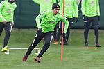 12.01.2018, Trainingsgelaende, Bremen, GER, 1.FBL, Training SV Werder Bremen<br /> <br /> im Bild<br /> Max Kruse (Werder Bremen #10), <br /> <br /> Foto &copy; nordphoto / Ewert