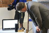 07.09.2016: Wissenschaftsminister Boris Rhein besucht das Future Innovations Lab in Darmstadt
