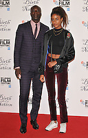 Ozwald Boateng and guest at the &quot;The Birth of a Nation&quot; 60th BFI London Film Festival Headline gala screening, Odeon Leicester Square cinema, Leicester Square, London, England, UK, on Tuesday 11 October 2016.<br /> CAP/CAN<br /> &copy;CAN/Capital Pictures /MediaPunch ***NORTH AND SOUTH AMERICAS ONLY***
