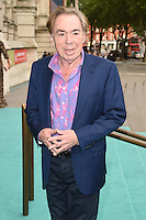 Lord Andrew Lloyd-Webber at the V&amp;A Summer Party at the Victoria and Albert Museum, London.<br /> June 22, 2016  London, UK<br /> Picture: Steve Vas / Featureflash
