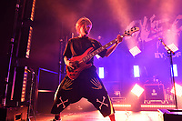LONDON, ENGLAND - MAY 10: Ryota Kohama of 'ONE OK ROCK performing at The Roundhouse on May 10, 2019 in London, England.<br /> CAP/MAR<br /> ©MAR/Capital Pictures
