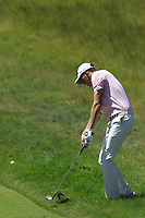 Chesson Hadley (USA) plays his 2nd shot on the 14th hole during Thursday's Round 1 of the 118th U.S. Open Championship 2018, held at Shinnecock Hills Club, Southampton, New Jersey, USA. 14th June 2018.<br /> Picture: Eoin Clarke | Golffile<br /> <br /> <br /> All photos usage must carry mandatory copyright credit (&copy; Golffile | Eoin Clarke)