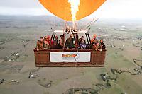 20140922 September 22 Hot Air Balloon Gold Coast