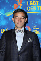 WEST HOLLYWOOD, CA - SEPTEMBER 24: Conrad Ricamora attends the Los Angeles LGBT Center's 47th Anniversary Gala Vanguard Awards at Pacific Design Center on September 24, 2016 in West Hollywood, California. (Credit: Parisa Afsahi/MediaPunch).
