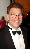 Al Franken at one of the receptions prior to the 2005 White House Correspondents Dinner in Washington, D.C. on April 30, 2005.<br /> Credit: Ron Sachs / CNP<br /> (RESTRICTION: NO New York or New Jersey Newspapers or newspapers within a 75 mile radius of New York City)