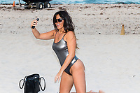 www.acepixs.com<br /> <br /> March 11 2017, Miami<br /> <br /> Italian model and star of French reality show Secret Story 9 Claudia Romani takes part in a photoshoot on the beach on March 11, 2017 in Miami, Florida<br /> <br /> By Line: Ugo Lora/ACE Pictures<br /> <br /> <br /> ACE Pictures Inc<br /> Tel: 6467670430<br /> Email: info@acepixs.com<br /> www.acepixs.com