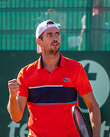 The Hague, Netherlands, 17 July, 2017, Tennis,  The Hague Open, Guillermo Garcia-Lopez (ESP)<br /> Photo: Henk Koster/tennisimages.com