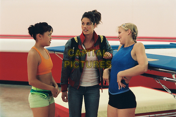 NIKKI SOOHOO, MISSY PEREGRYM & MADDY CURLEY.in Stick it.Filmstill - Editorial Use Only.CAP/AWFF.www.capitalpictures.com.sales@capitalpictures.com.Supplied By Capital Pictures.