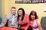 Trevor Ryan enjoys his 30th in the Star And Crescent..Picture: Shane Maguire / www.newsfile.ie.