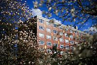 03262012-  Seattle University's Bellarmine dorm March 2012.