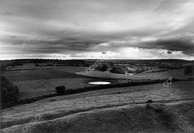 Somerset landscape, UK, 1987