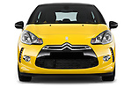 Straight front view of a 2013 Citroen DS3 Sport Chic 3 Door Hatchback 2WD