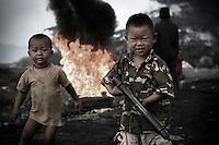BORDER CHILDHOOD (2011)