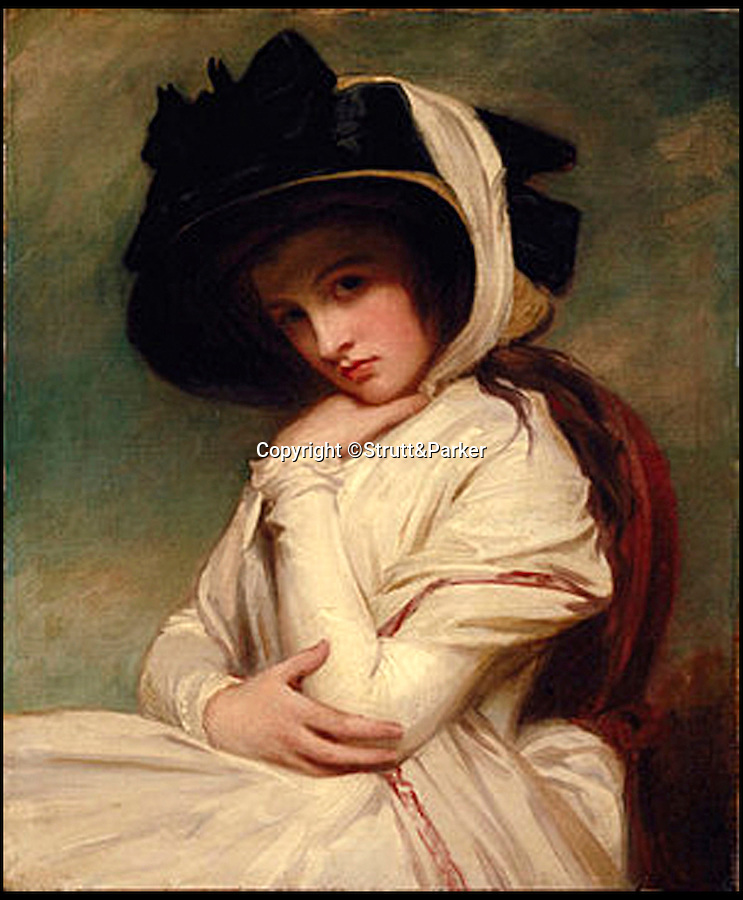 BNPS.co.uk (01202 558833)<br /> Pic: DixNoonanWebb/BNPS<br /> <br /> Lord Nelson's mistress Emma Hamilton.<br /> <br /> A striking Georgian manor house that once hosted the scandalous menage-a-trois of Admiral Horatio Lord Nelson, his lover and her husband is on the market for £4.25million.<br /> <br /> The love triangle stayed at the property a couple of times in about 1801-1802, when Lord Nelson and Lady Emma Hamilton were two of the most famous people in the UK.<br /> <br /> Fir Hill was bought by the admiral's friend and colleague Captain Charles Powell Hamilton, who was also the cousin of Emma's husband Sir William Hamilton, in 1797.<br /> <br /> The house is in a picturesque spot in the South Downs National Park, at the heart of the Meon Valley in the village of Droxford, Hants.