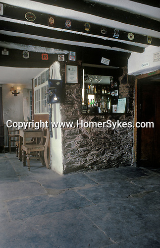 The Village Pub. Royal Oak, Luxborough, Somerset. England