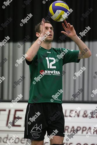 2009-12-19 / Volleybal / seizoen 2009-2010 / Mendo Booischot / BOB DOUWEN..Foto: mpics