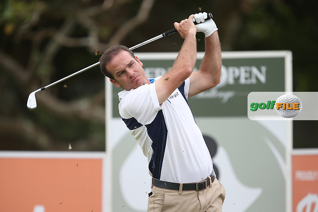 Alvaro Velasco (ESP) during Round Two of the Africa Open 2015 at the East London Golf Club, East London, Eastern Cape, South Africa. Picture:  David Lloyd / www.golffile.ie. 06/03/2015