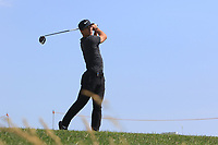 Thorbjorn Olesen (DEN) on the 10th tee during Round 2 of the Rocco Forte Sicilian Open 2018 on Friday 11th May 2018.<br /> Picture:  Thos Caffrey / www.golffile.ie<br /> <br /> All photo usage must carry mandatory copyright credit (&copy; Golffile | Thos Caffrey)
