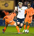 GARY MACKAY-STEVEN IS CAUGHT BY MARCO VANGINKEL