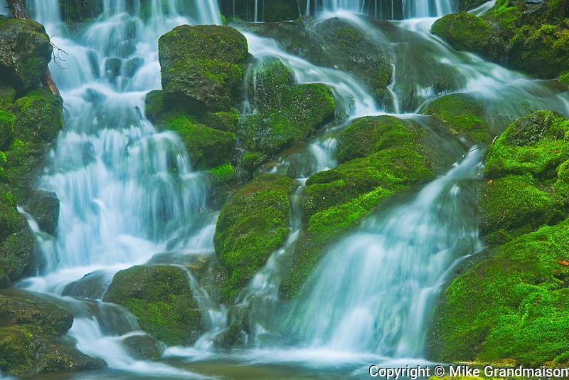 DIckson Falls, Fundy National Park, New Brunswick, Canada