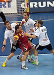 23rd IHF Men's World Championship; GER-MNE