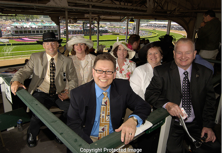 Derby Groups at Churchill Downs