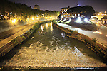 Italy, Rome, November 2, 2011..General view of Fiume Tevere river in Rome November2 , 2011. VIEWpress / Eduardo Munoz Alvarez..Rome is the capital of Italy and the country's largest and most populated city and comune, with over 2.7 million residents in 1,285.3 km2 (496.3 sq mi). The city is located in the central-western portion of the Italian Peninsula, on the Tiber River within the Lazio region of Italy.