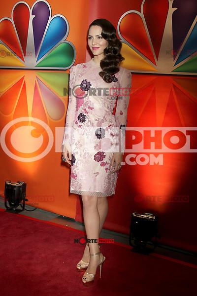 Katharine McPhee at NBC's Upfront Presentation at Radio City Music Hall on May 14, 2012 in New York City. ©RW/MediaPunch Inc.