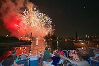 TAE- Pontoon Boat Fireworks Cruise at Disney's Epcot, Orlando FL 5 14