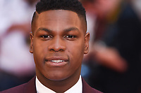 "John Boyega<br /> attending the premiere of ""Detroit"" at the Curzon Mayfair, London. <br /> <br /> <br /> ©Ash Knotek  D3294  10/08/2017"