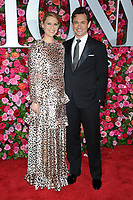 NEW YORK, NY - JUNE 10: Claire Danes and Hugh Dancy attends the 72nd Annual Tony Awards at Radio City Music Hall on June 10, 2018 in New York City.  <br /> CAP/MPI/JP<br /> &copy;JP/MPI/Capital Pictures