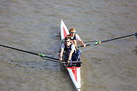 Crew: 43  Putney Town Rowing Club - Op 2- Intermediate<br /> <br /> Pairs Head 2019<br /> <br /> To purchase this photo, or to see pricing information for Prints and Downloads, click the blue 'Add to Cart' button at the top-right of the page.