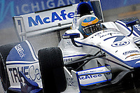2012 IndyCar Belle Isle