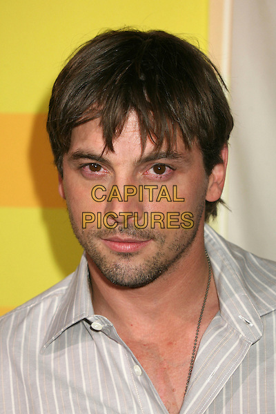 """SKEET ULRICH.MT & R's 24th Annual William S. Paley Television Festival, """"Jericho"""" at the Directors Guild, West Hollywood, California, USA..March 13th, 2007.headshot portrait stubble facial hair .CAP/ADM/BP.©Byron Purvis/AdMedia/Capital Pictures"""