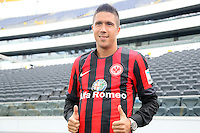 01.09.2014: Eintracht Frankfurt stellt Slobodan Medojevic vor