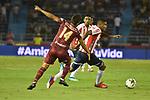 Deportes Tolima venció 1-2 Junior. Final ida Superliga 2019.