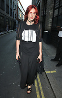 Nikita Andrianova at the HENI Gallery x Adidas &quot;Prouder&quot; project private view &amp; party, HENI Gallery, Lexington Street, London, England, UK, on Tuesday 03 July 2018.<br /> CAP/CAN<br /> &copy;CAN/Capital Pictures