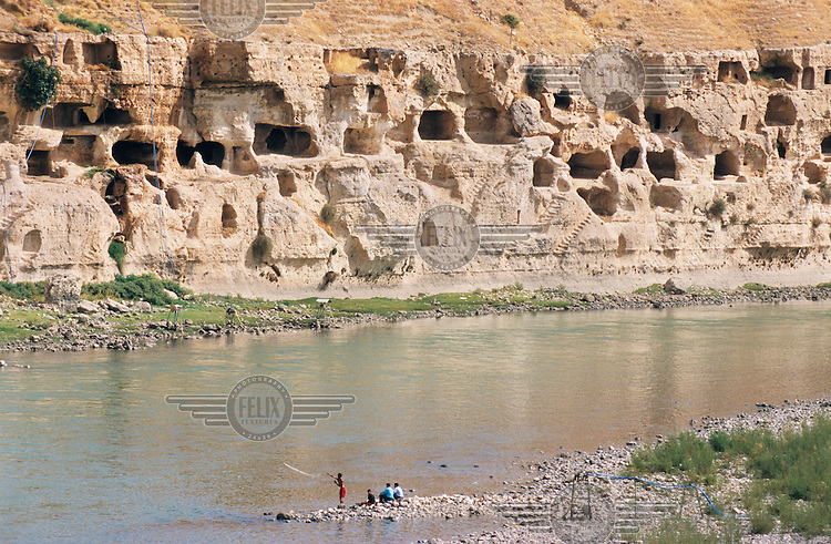Hasankeyf is one of mankind's oldest settlements. With the construction of the Ilisu Dam on the Tigris River, over 50 villages and several small towns, including Hasankeyf and its historical surroundings, will be flooded in the near future.