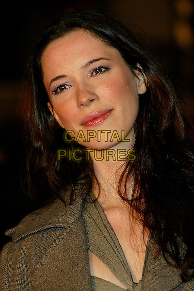 "REBECCA HALL.At the UK Film Premiere of ""The Prestige"",.Odeon West End, London, England, .November 5th 2006..portrait headshot.Ref: DAR.www.capitalpictures.com.sales@capitalpictures.com.©Darwin/Capital Pictures"